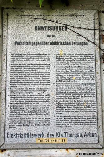 Trafostation Niederneunforn TG (2015)
