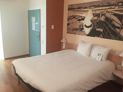 08 - Ibis Hotel Kelsterbach - Zimmer - Bett