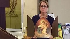 PCR 2018-09-30 Bendición y envío Virgen Schoenstatt peregrina