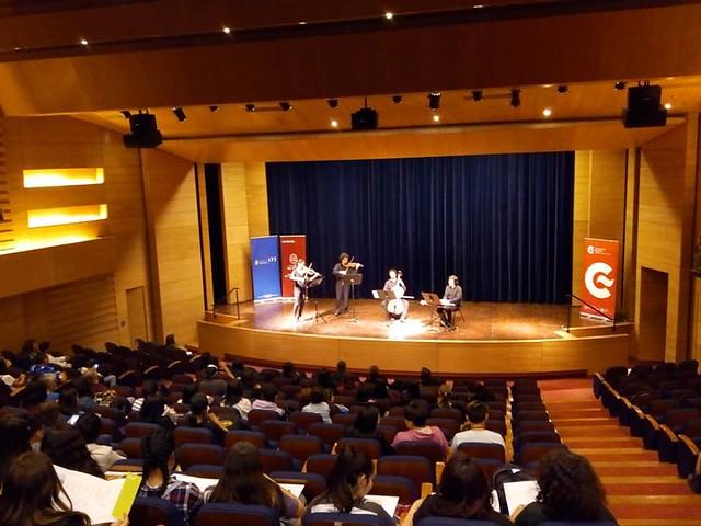 Segundo Festival de Poesía y Teatro Clásico Escolar