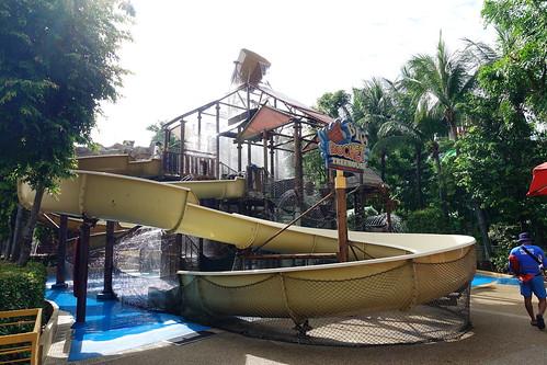 水上探險樂園