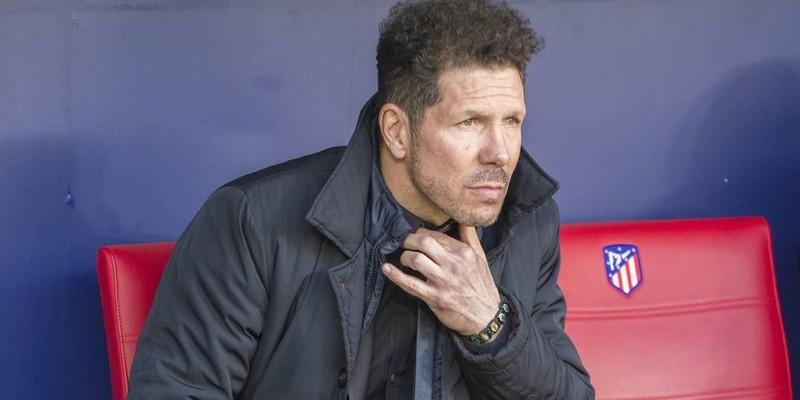 Simeone fokus pada pertandingan bukan urusan transfer