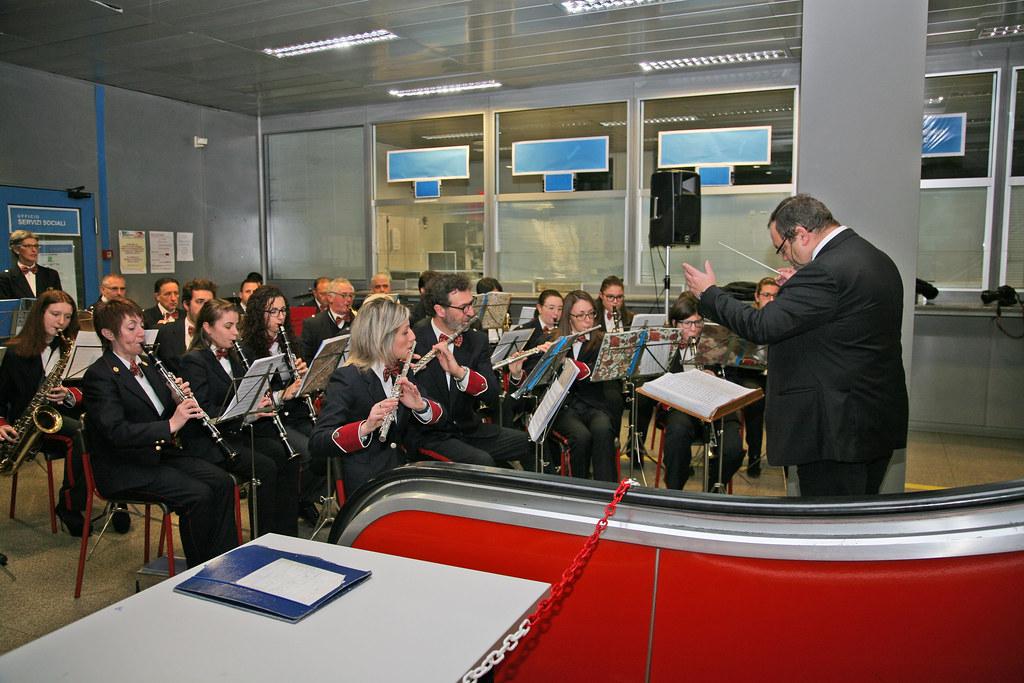 Concerto di Natale 2017 congiunto Banda e Coro
