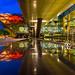 Geometric Mirror - Crossrail Place, Canary Wharf, London, UK by davidgutierrez.co.uk