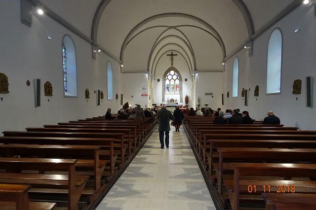 Bénédiction de l'église St Maurice