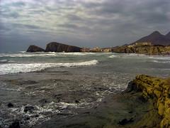 Playa del Peñón Blanco - Cabo de Gata (Almería)