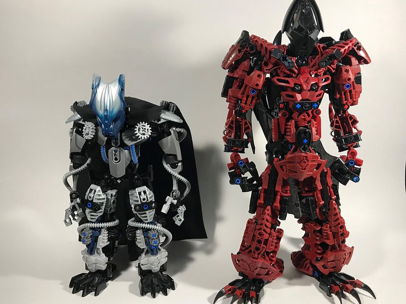 Makuta Miseuron and The Corrupted Crown