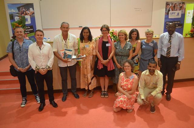 """3ème conférence du PIURN : """"Savoirs traditionnels, savoirs académiques et orientations de la recherche universitaire au sein de la région Pacifique"""""""