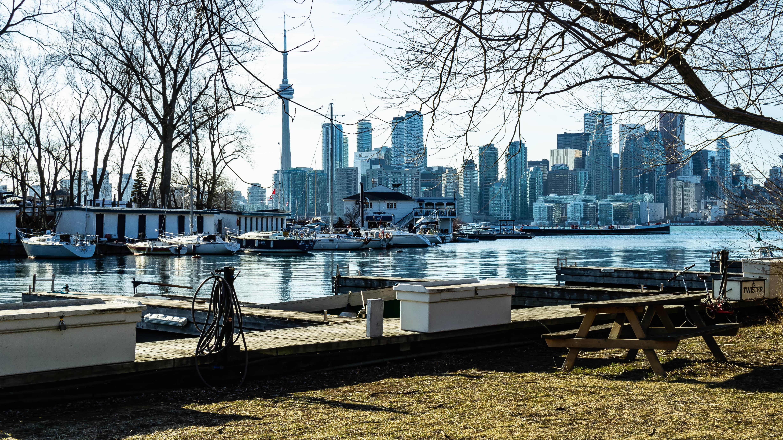Торонто и Монреаль. Канада. Апрель 2018.