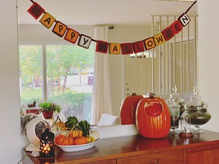 who who who's ready for Halloween #owl #decorativegourds #halloween | by valatal