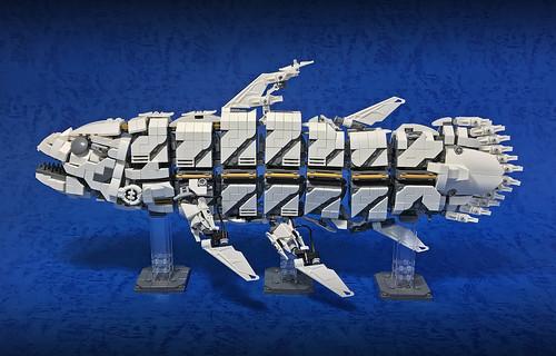 LEGO Mecha Coelacanth-01