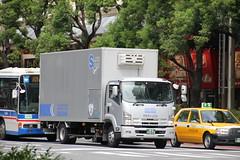 Isuzu truck family