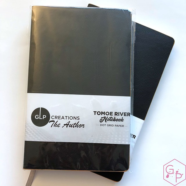 The Author Tomoe River Notebook Review by GLP Creations 1
