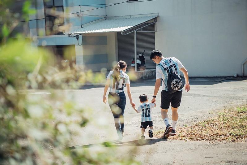 20180929。親子寫真。Matty-1.4歲。東海