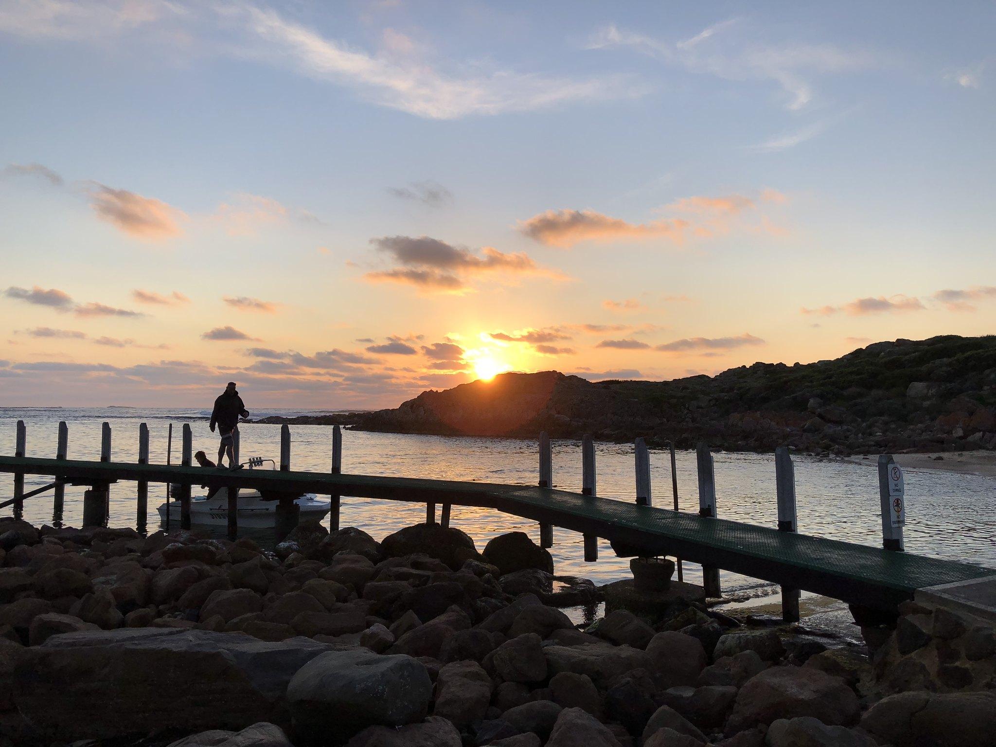 Sunset at Cowaramup Bay