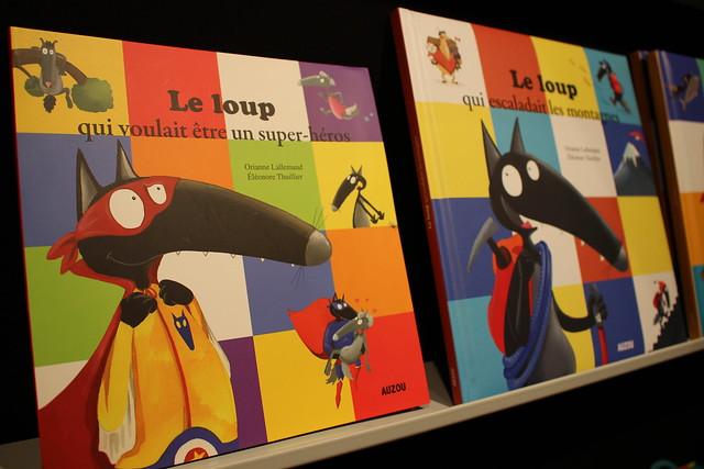 Le Loup Des Editions Auzou Adapte En Dessin Anime Sur Tf1