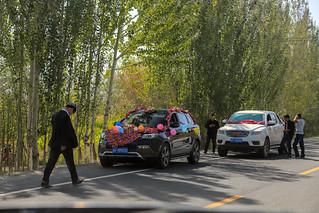 Uyghur Wedding Envoy