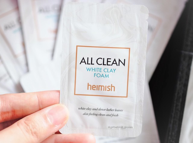 Heimish All Clean White Clay Foam2