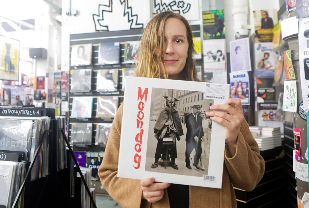 Record Shopping with... Laura Gibson
