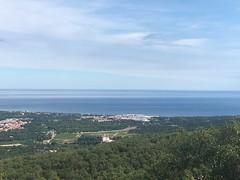 Chatêau Valmy and Argelès Port - Photo of L'Albère