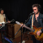 Wed, 03/10/2018 - 10:33am - Doyle Bramhall II Live in Studio A, 10.03.18 Photographer: Joanna LaPorte