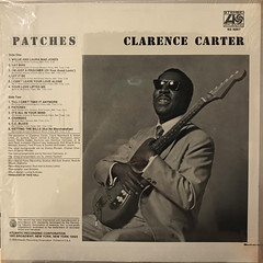 CLARENCE CARTER:PATCHES(JACKET B)