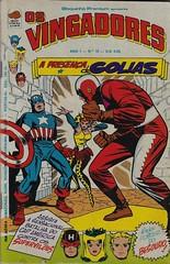 Avengers Bloch, (BRAZIL)