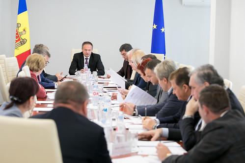 10.10.2018 Ședința Biroului permanent