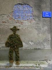 L'ombre de la rue Dorée