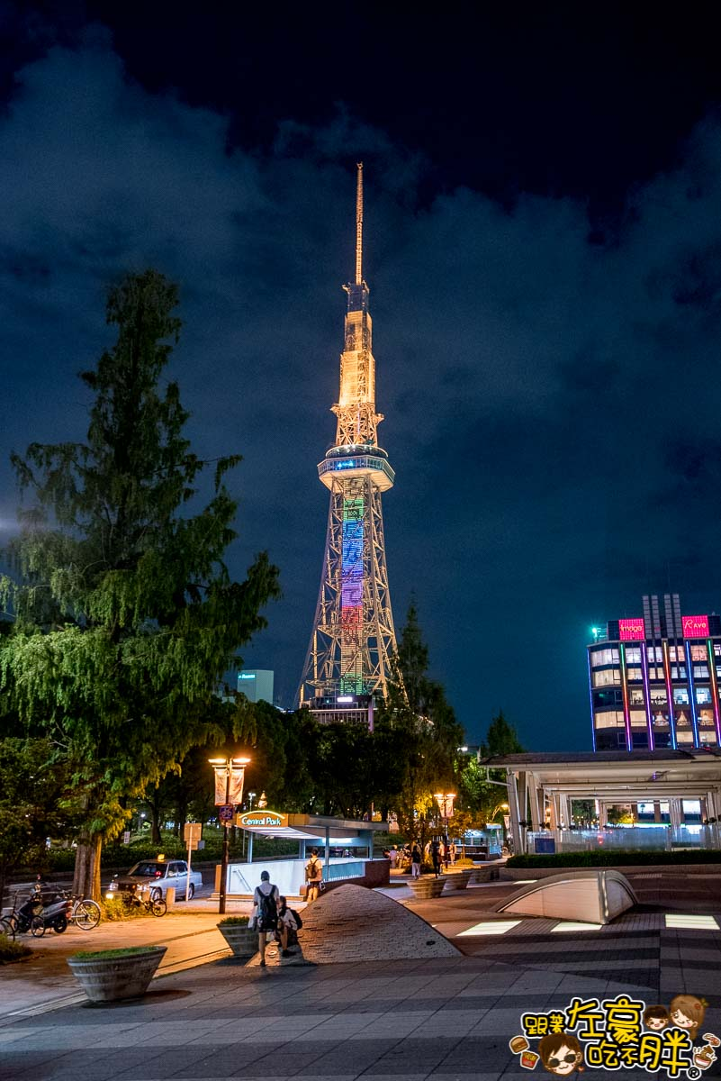 名古屋自由行-名古屋電視塔+宇宙船綠洲21-25