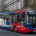 Warrington's Own Buses YX18KUB