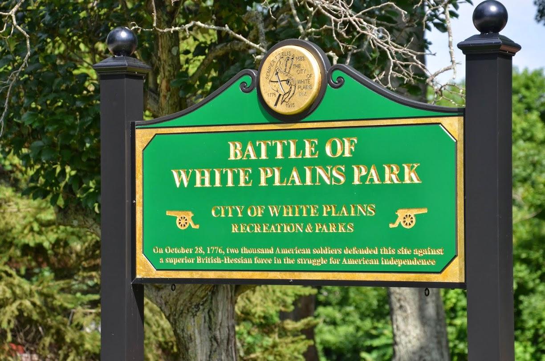 Battle of White Plains Park, White Plains, New York