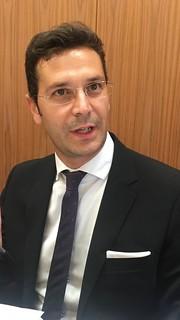 Il segretario comunale Ettore Massari