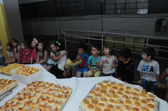 Noite do Pijama Educação Infantil 2018