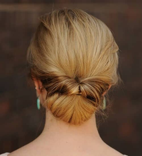 Best Adorable Bun Hairstyles 2019-Inspirations That 14