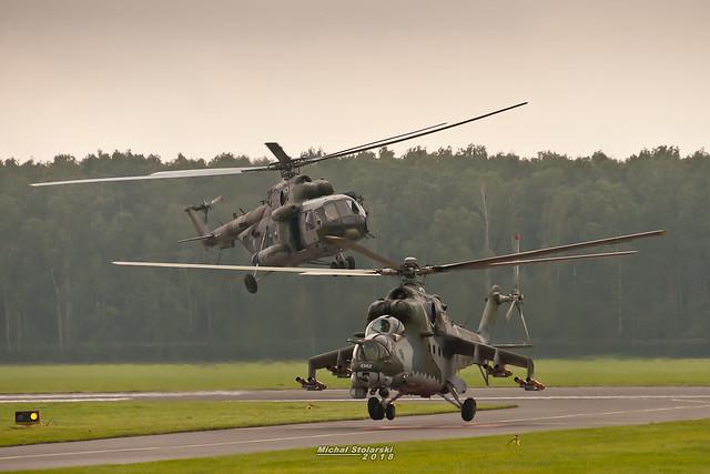 Mi-24 & Mi171 CZECH AIRFORCE, Nikon D300S, Sigma 70-300mm F4-5.6 APO DG Macro HSM