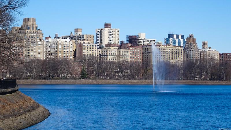 Central Park - Jaquelin Kennedy Onassis Reservoir (New York)