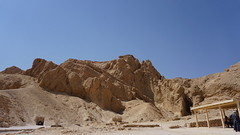 The Valley of the Queens, West Bank, Luxor, Egypt.