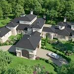 Italian Villa Mansion-WRT