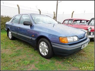 1987 Ford Granada Ghia