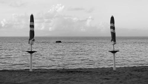 Beach at Ischia