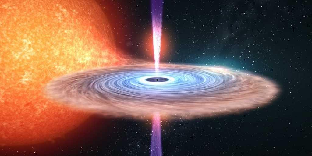 Une nouvelle méthode pour détecter les trous noirs