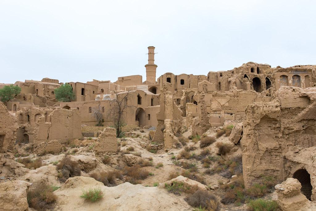 Iran. Kharanaq