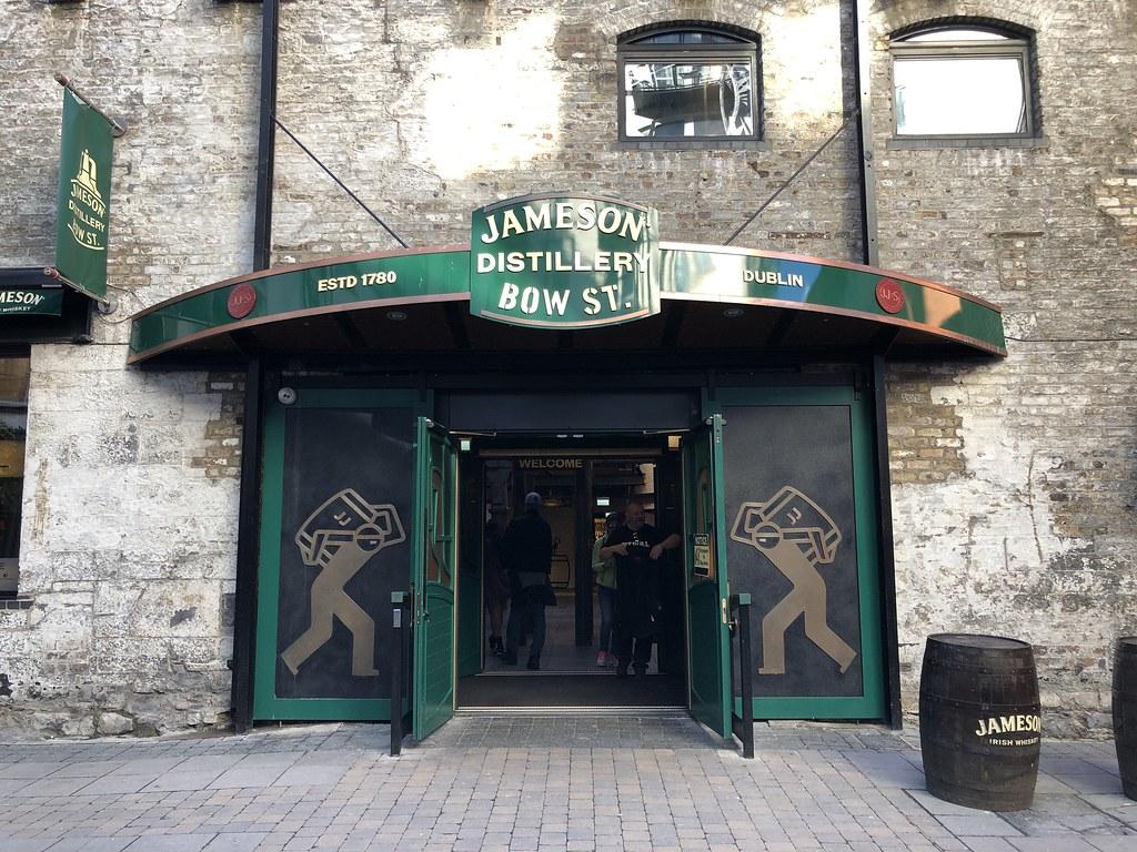 Jameson Distillery | 2 Days in Dublin