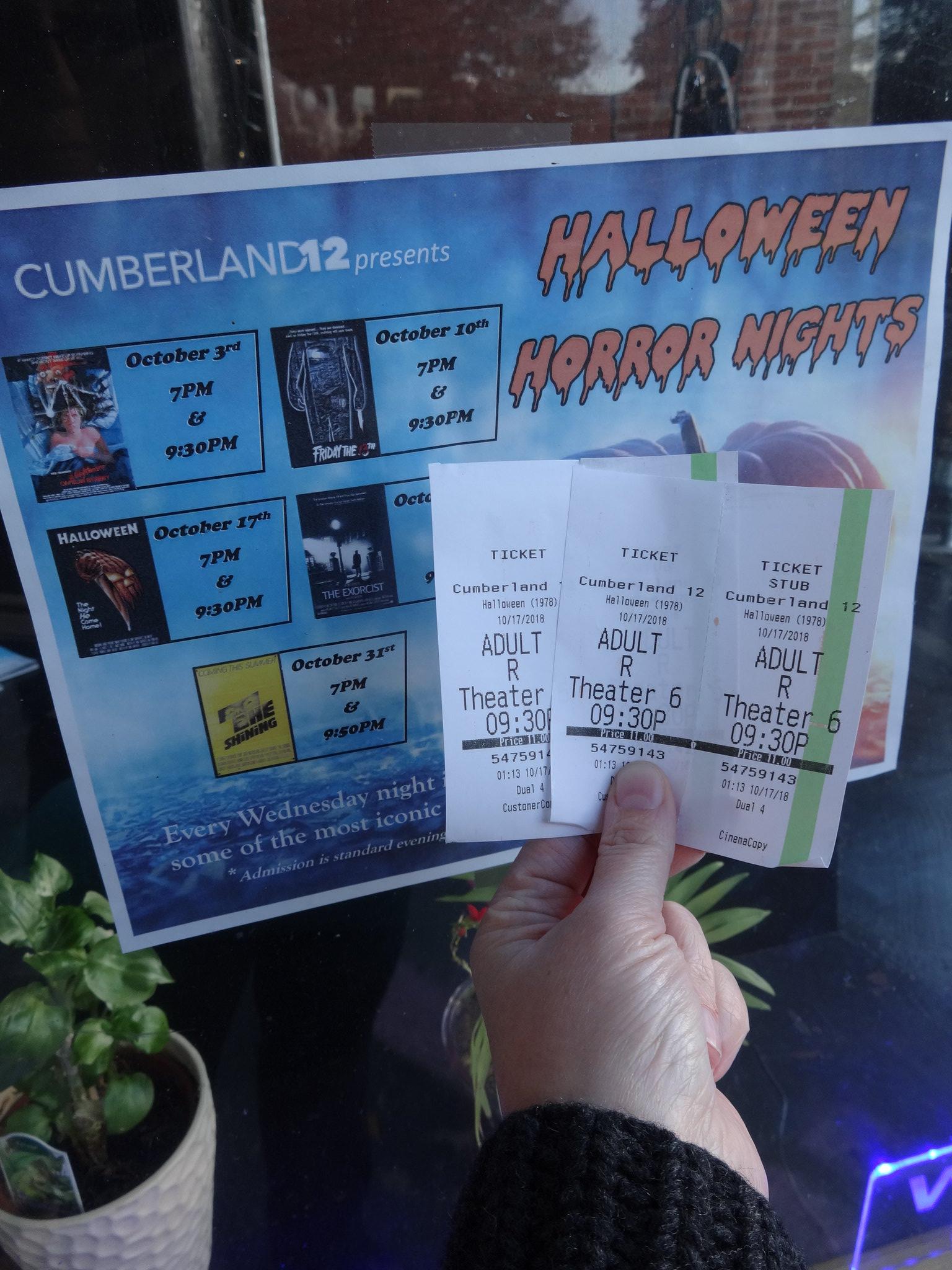October 17th