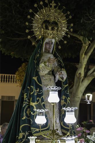 Procesión del Jueves Santo en Canjáyar