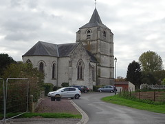 Caucourt  Église Saint-Pierre (3) - Photo of Averdoingt