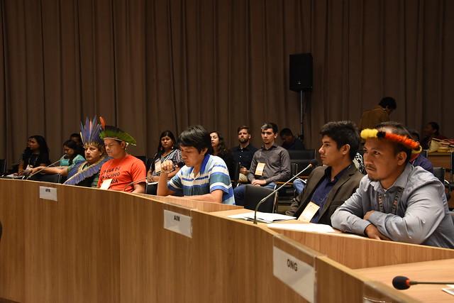 III Simulado do Conselho dos Direitos Humanos