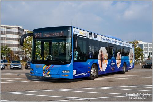 Stadtbus Ingolstadt, MAN 342