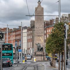 CHARLES STEWART PARNELL MONUMENT [O'CONNELL STREET DUBLIN]-145260